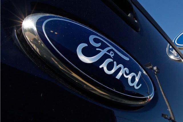 Ford va investir 4,5 milliards de dollars dans le développement des véhicules... (PHOTO ARCHIVES ASSOCIATED PRESS)
