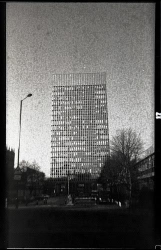 Arts Tower by pho-Tony