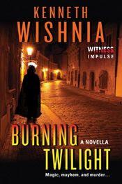 Burning Twilight by Kenneth Wishnia