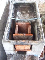 ONIL Stove Repair