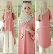 33+ Info Populer Baju Muslim Wanita Setelan Celana