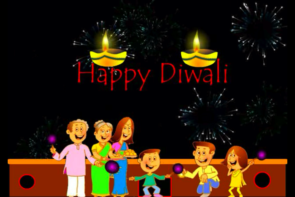 Happy Diwali Video Animated Greeting Cards Iphone Lifestyle Apps