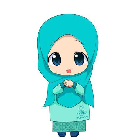 chibi muslimah   tajdeviantartcom  atdeviantart