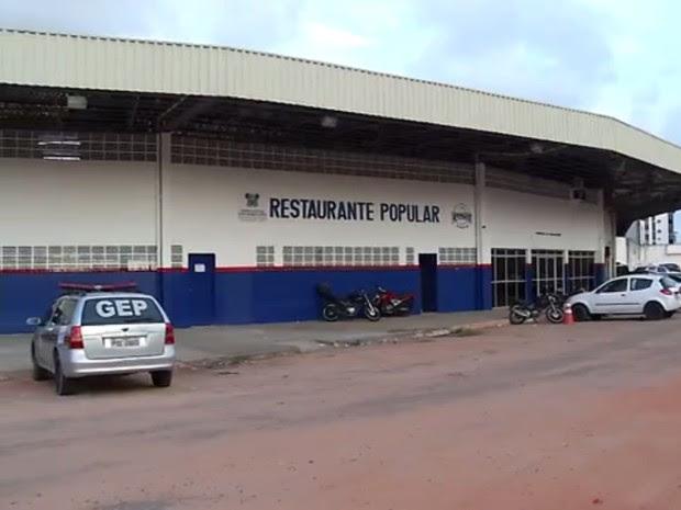De acordo com MP, empresários tentavam fraudar licitação para fornecer alimentos a Restaurantes Populares do RN (Foto: Reprodução/ Inter TV Cabugi)