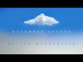 Muling Magbabalik by December Avenue [Lyric Video]