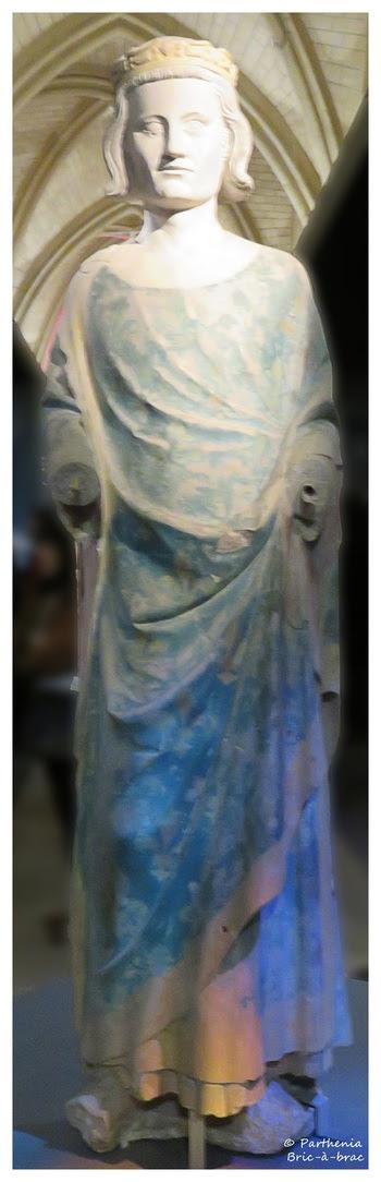 statue de Saint Louis de Mainneville