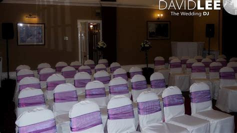 Bolholt Country Park Hotel Wedding DJ   Passionate About Music