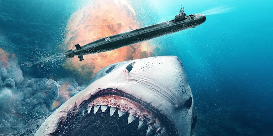 Megalodon Rising (2021) Movie English Full Movie Watch Online Free