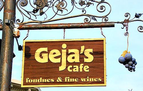 Geja's Café {Review}