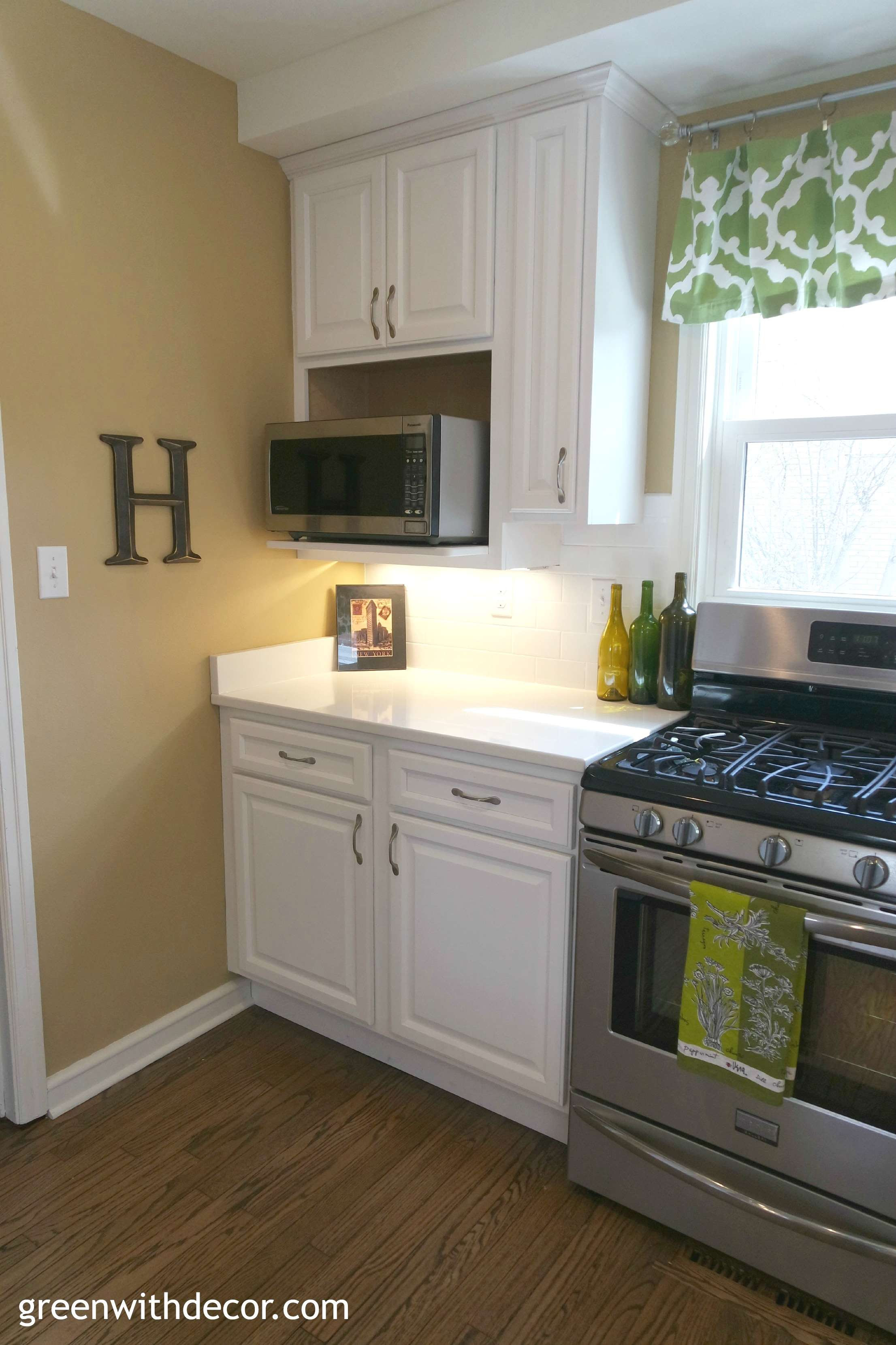 Green With Decor – Where to put light switches in the kitchen
