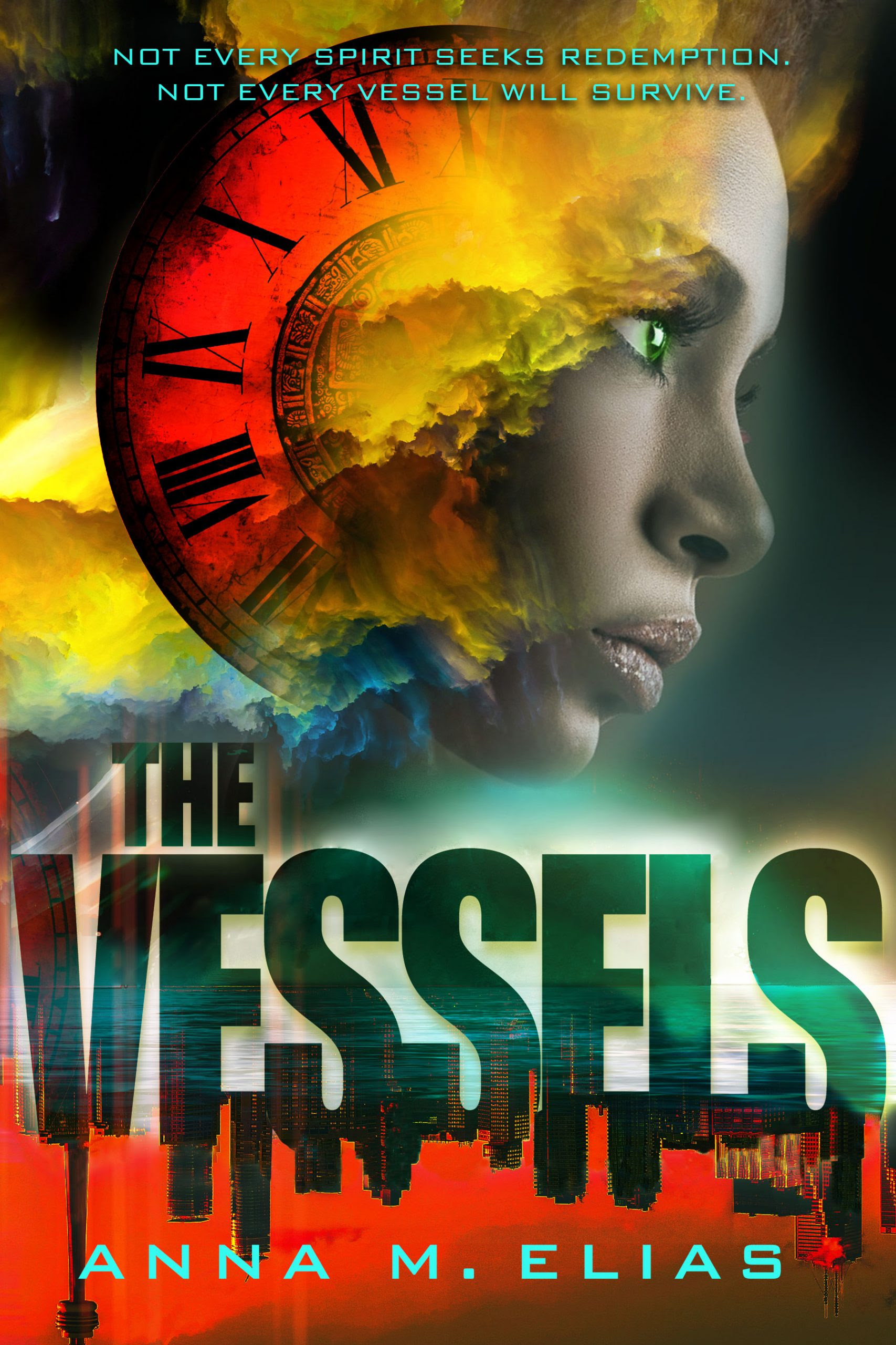 The Vessels by Anna M Elias