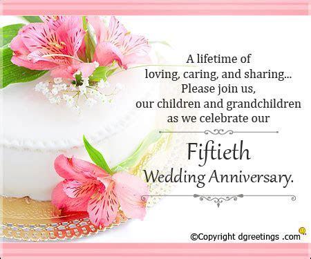 Anniversary Invitation Ideas   Invitation Ideas for