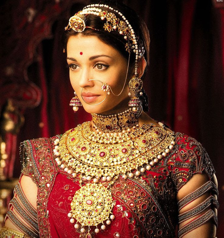 Indian wedding jewelry