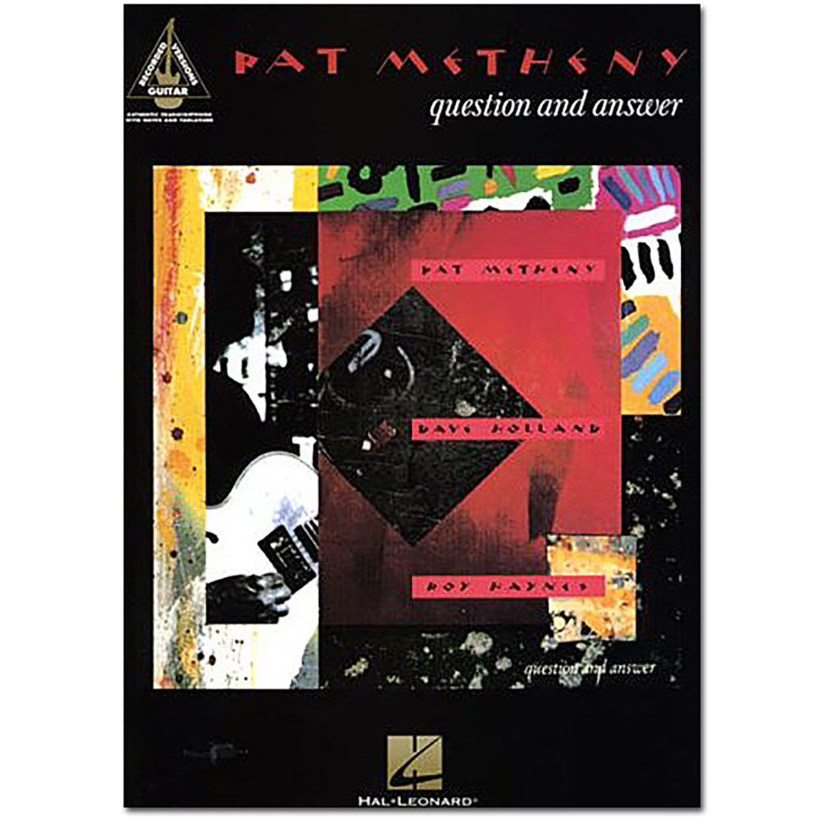 Pat Metheny - Question and Answer Song Book | Musictoday ...