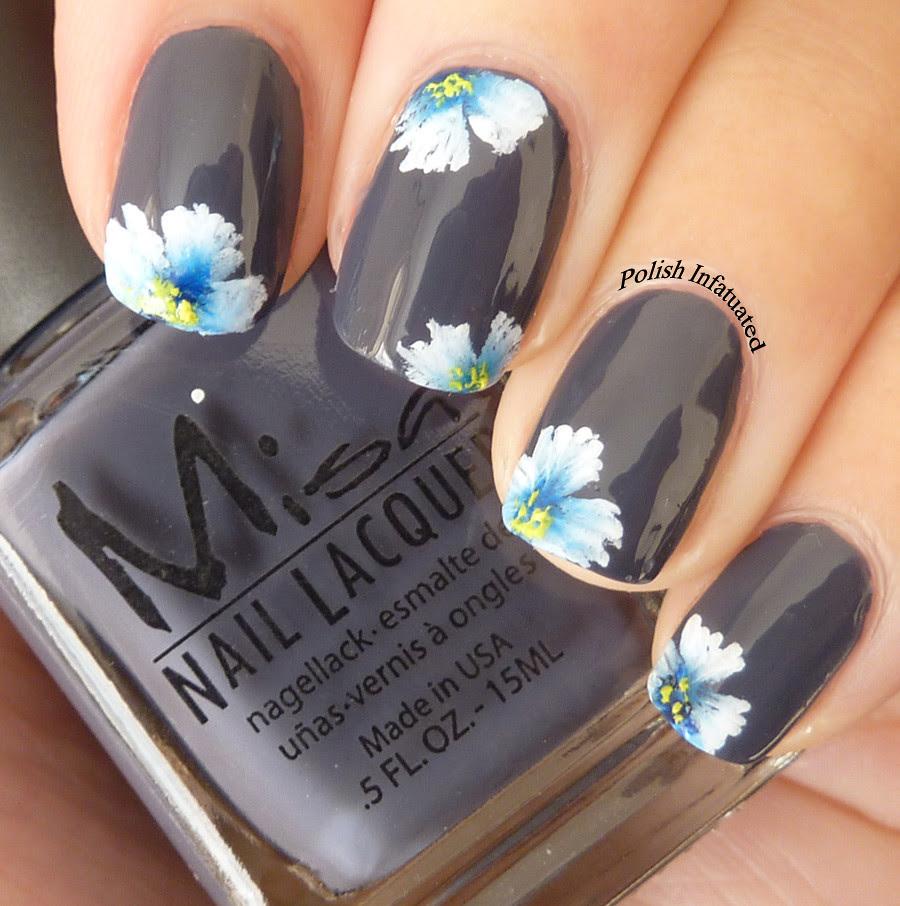 one stroke flower1