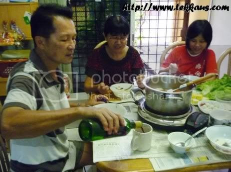 Steamboat,Chinese New year,Taiping