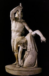 Gaul killing himself and his wife