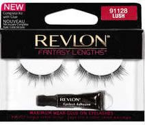 Revlon Fantasy Lengths Faux Lashes, Lush