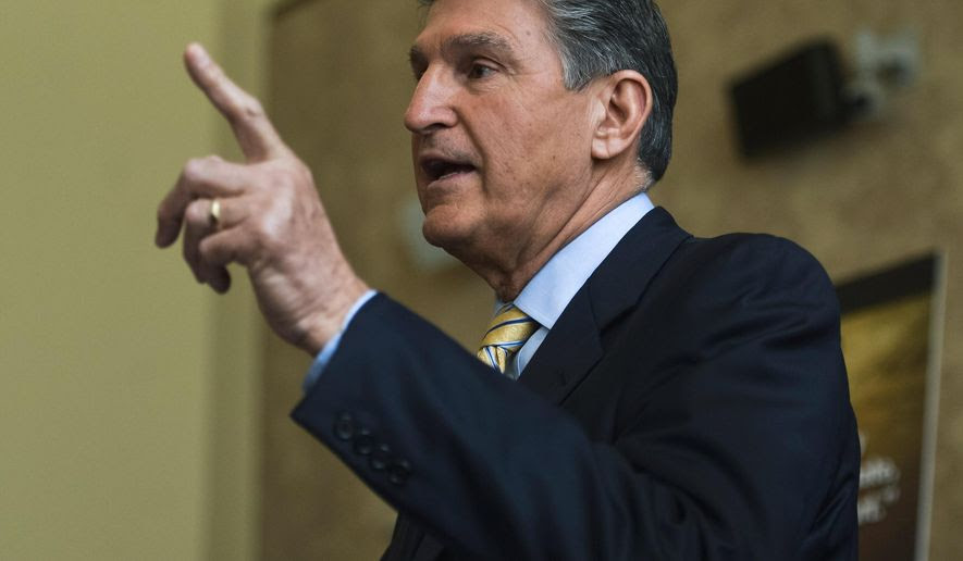 Image result for manchin with obama cartoons