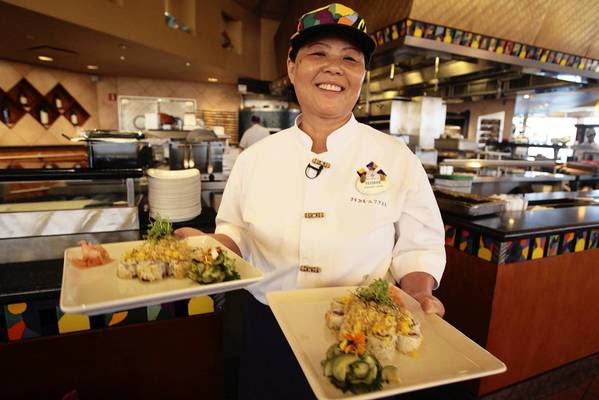 Yoshie%20Cabral%20recently%20retired%20as%20sushi%20chef%20at%20Disney%27s%20California%20Grill%20restaurant.%20%28Ricardo%20Ramirez%20Buxeda%2C%20Orlando%20Sentinel%29