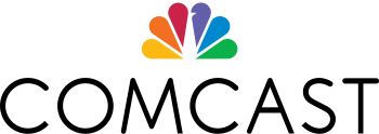 Logo of Comcast Latina: Insigne Comcast