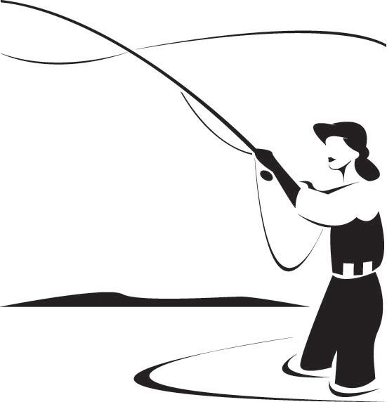 Download Girl Fishing Clip Art Clip Art Library