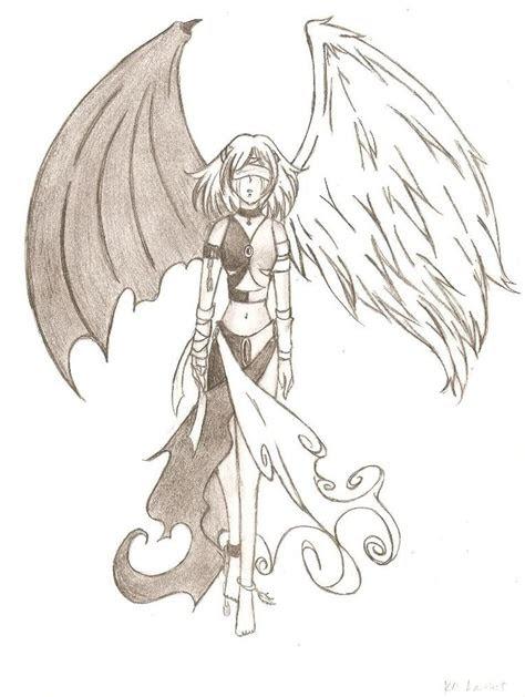 anime angels images  pinterest dark angels