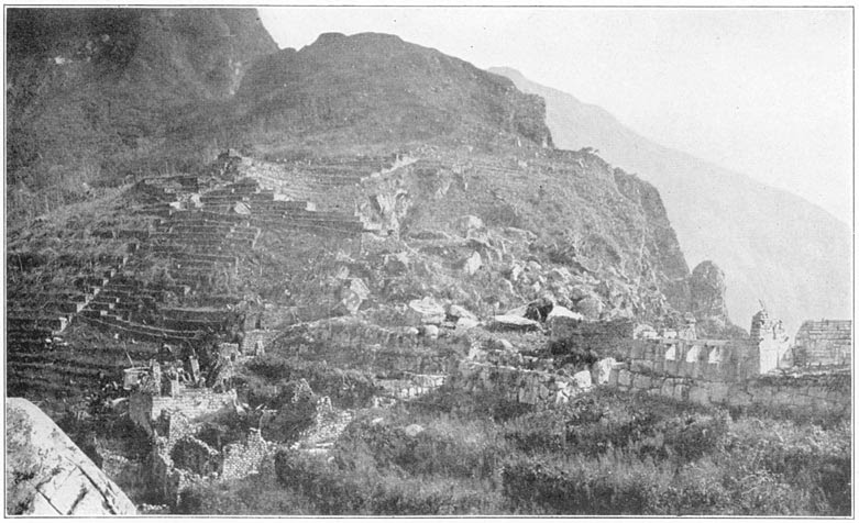 The Masonry Wall with Three Windows, Machu Picchu