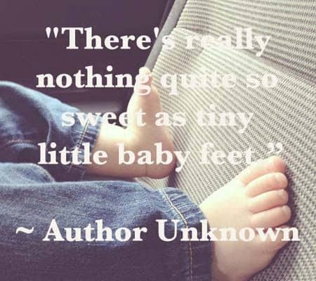Top 55 Sweet Baby Quotes And Sayings