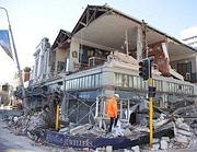 Il sisma che ha sconvolto la nuova Zelanda