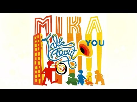 talk about you, il nuovo singolo di mika