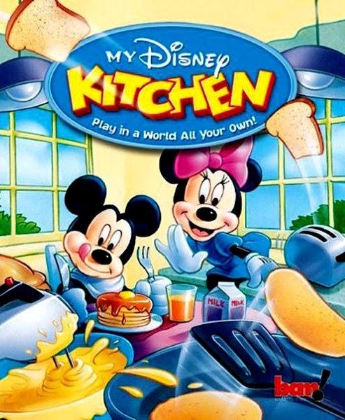 تحميل لعبة مطبخ ديزنى