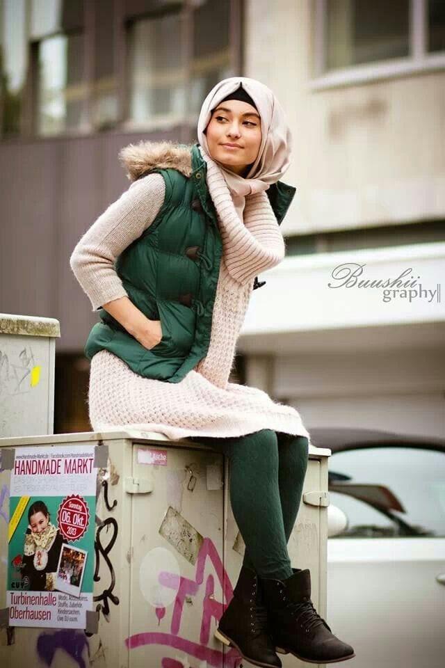 hijab winter style14 stylish winter hijab outfit combinations