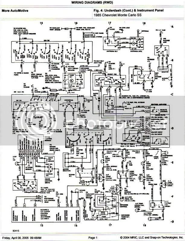 Auto Wiring Diagram Book
