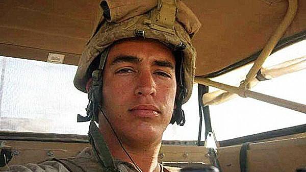 U.S. Marine Sgt. Andrew Tahmooressi