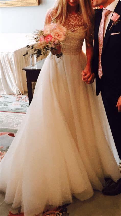 Stephanie Allin Emelia Dress   Sell My Wedding Dress