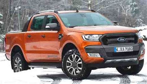 ford ranger uk  ford ranger raptor  ford