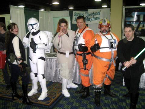Pittsburgh Comicon 2007