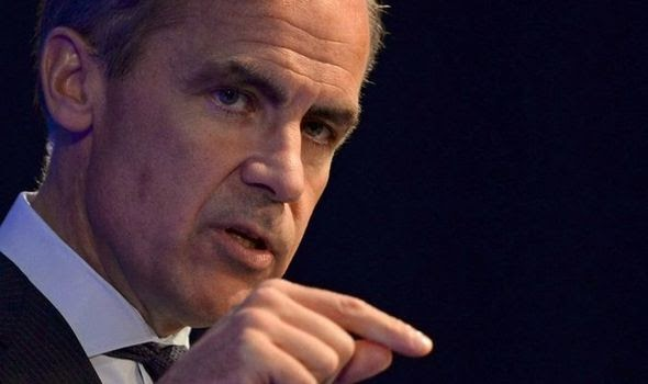 Remainer banker Mark Carney U-turned on Brexit panic: 'Could be conceptual positive'