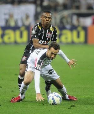 Corinthians x Atlético-MG (Foto: Marcos Ribolli)