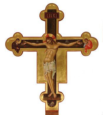Nicolae Bălan, Altar crucifix