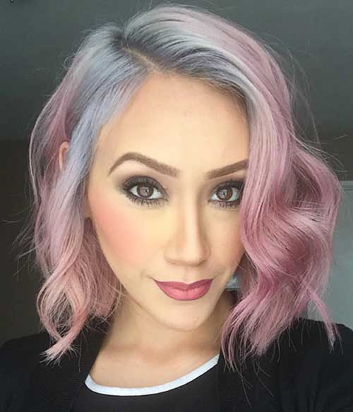 Best Short Hairstyle Ideas for Oval Faces  Short Hairstyles 2018  2019  Most Popular Short
