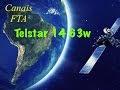 Apagão Geral no satélite de SKS Telstar 14R 63W