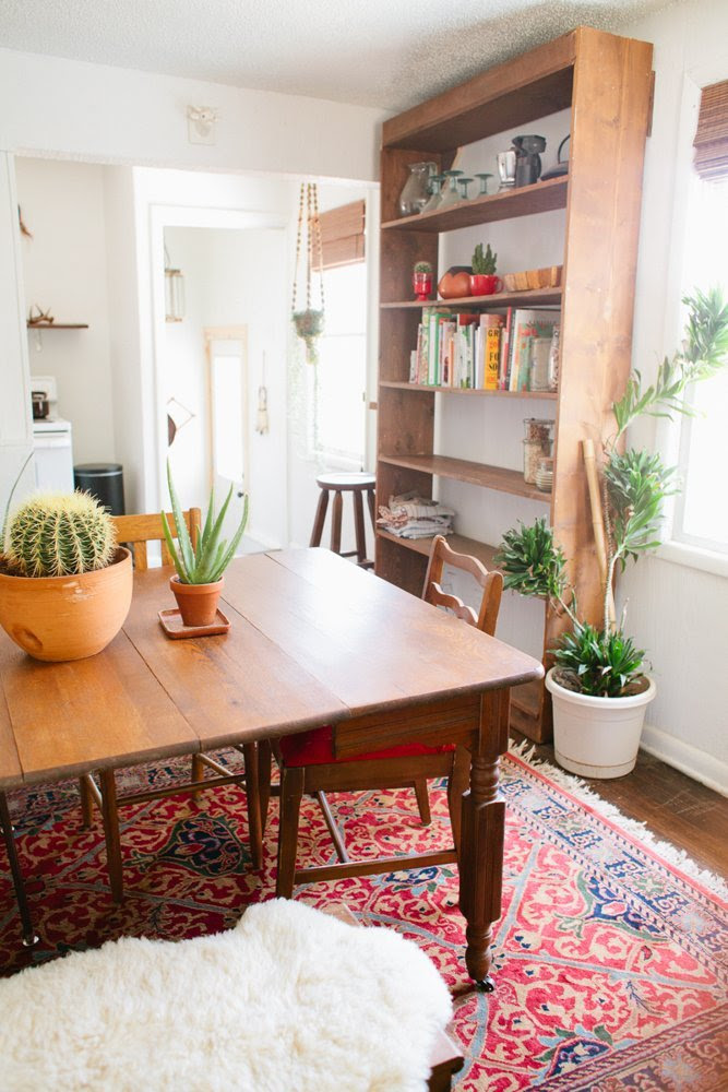 Source: Lauren & Stiles' Southwest Bohemian Homestead Apartment Therapy House Tour
