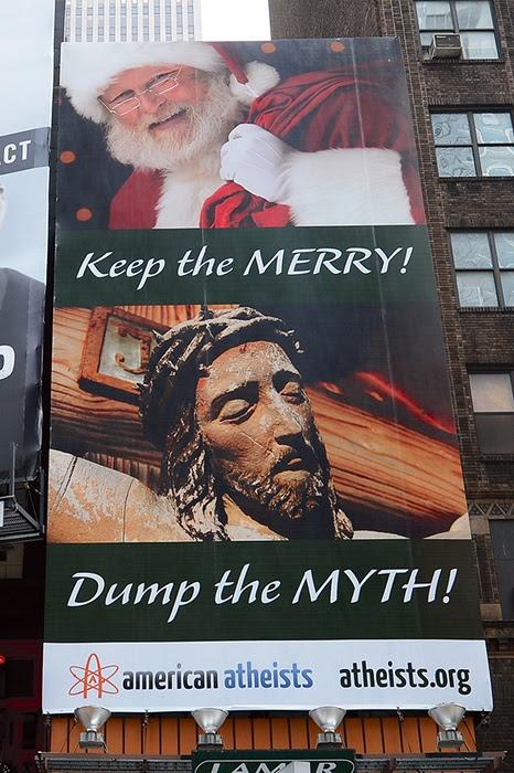 keep the Merry dump the Myth