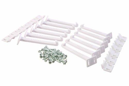 DreamBaby 12 Sicherheitsriegel für Schränke /& Schubladen Kindersicherung *NEU*