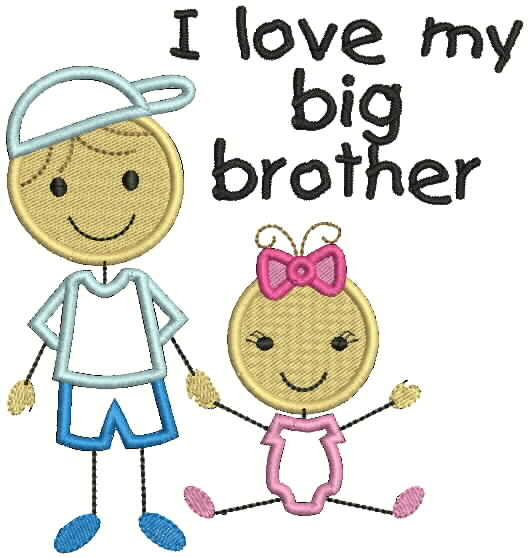 Latest HD I Love My Brothers Quotes Images