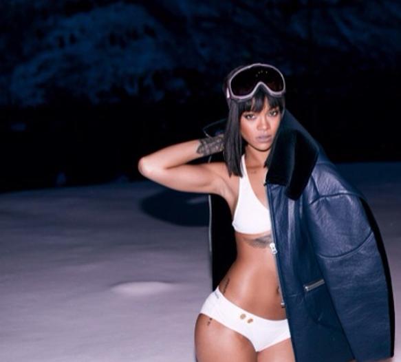 Rihanna-Instagram-Charlie-by-Matthew-Zink-Joey-Boyshort-Bikini