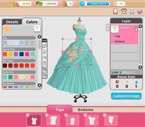 Fashion Designer   Giochi di Mondi Virtuali!