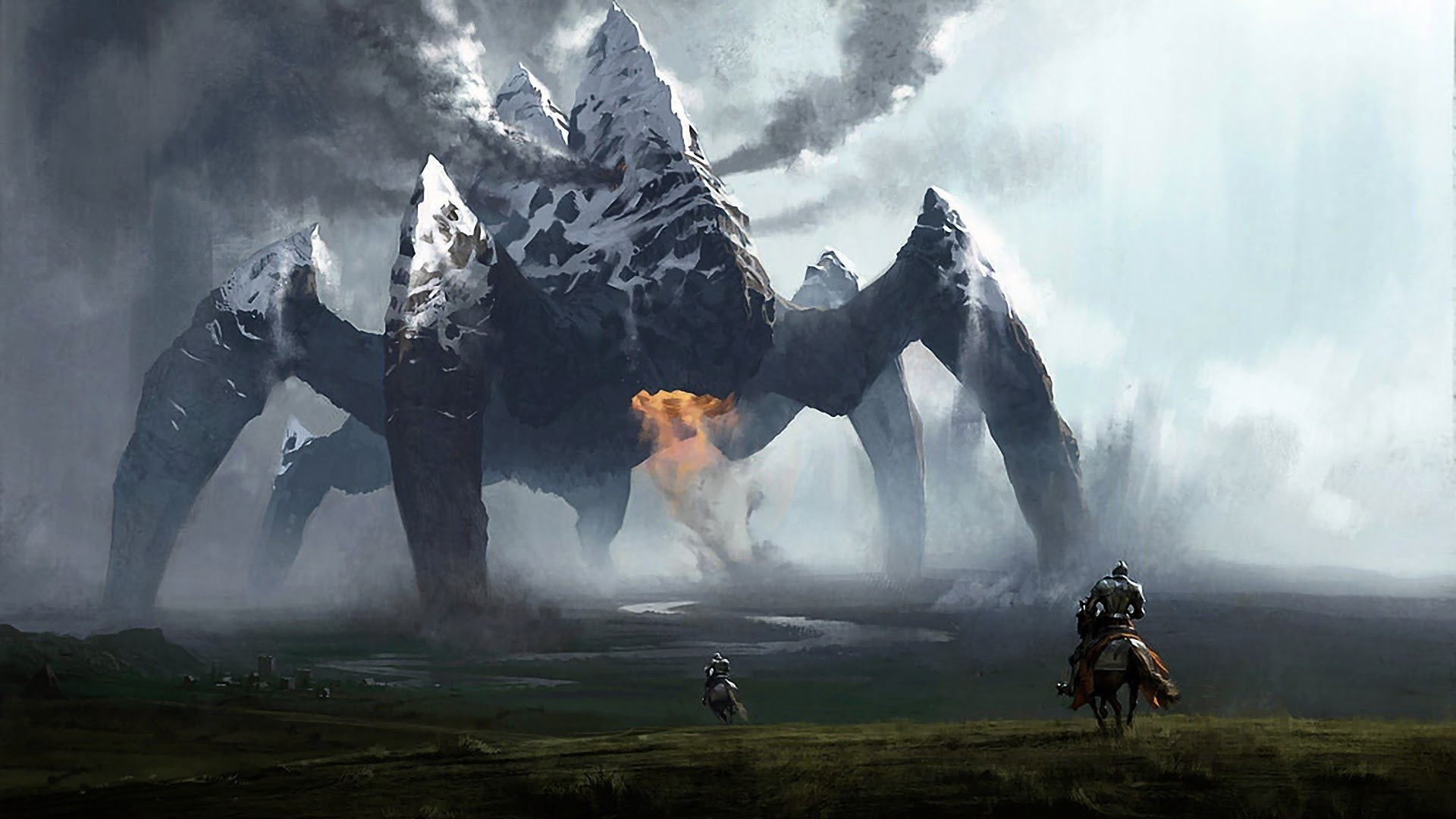 Shadow Of The Colossus Wallpapers 73 Images